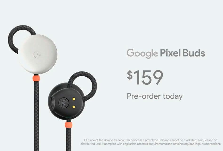 Pixel Buds: Os novos fones do Google que fazem tradução simultânea