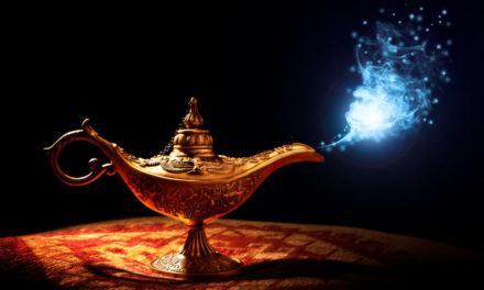 "Origem da palavra ""Abracadabra"""