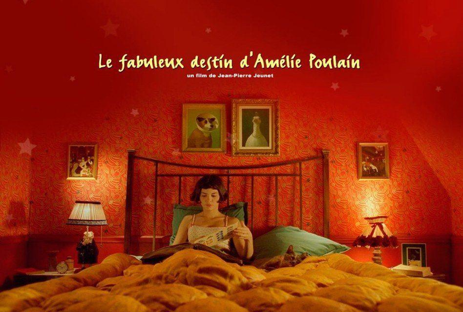"""Francês: O Filme """"Le fabuleux destin d'Amélie Poulain"""""""