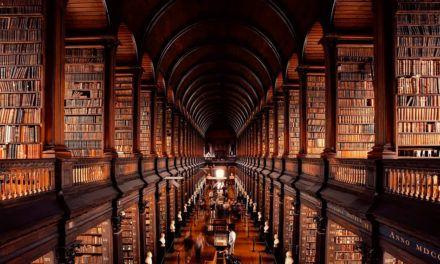 """Origem da Palavra """"Biblioteca"""""""