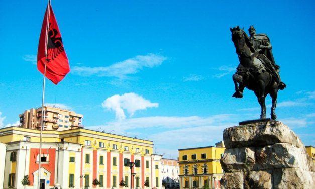 Albanês: Os números e as Regras de numeração