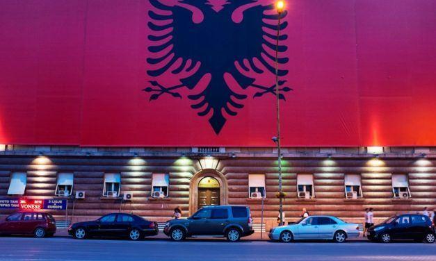 Albanês para viagem