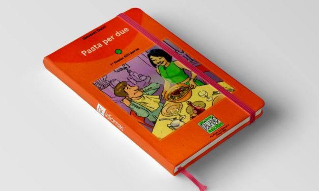 """""""Pasta per due"""" e-Book em Italiano"""