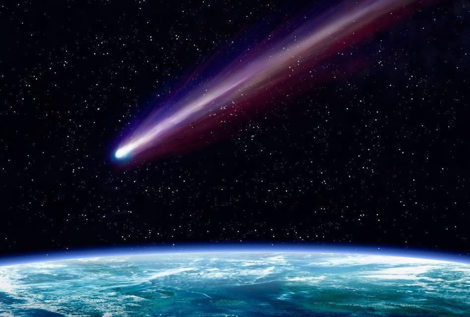 "Origem da Palavra ""Cometa"""