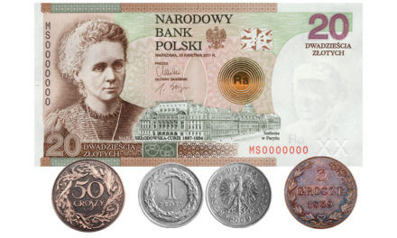 Złoty, a moeda oficial da Polônia