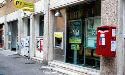 Italiano: Le poste e la banca (Correio e banco)