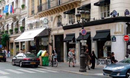 Francês: En ville (Na cidade)