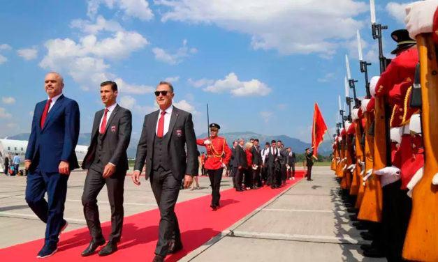 Albanês: Profissões