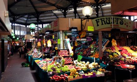 Francês: Au marché (No mercado)
