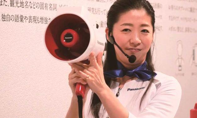 Megahonyaku: o megafone que faz tradução de forma instantânea