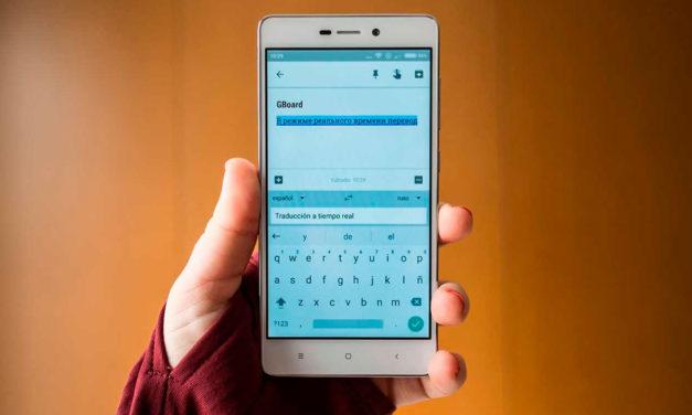 GBoardo para Android: Tradução em tempo real para mais de 100 idiomas em um só clique