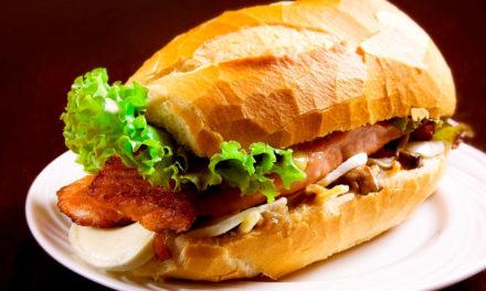A origem histórica dos sanduíches