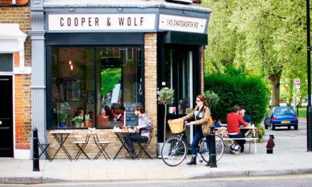 Inglês: In the café (Na cafeteira)