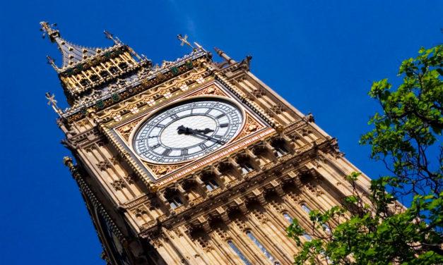 Inglês: Time and numbers (Hora e números)