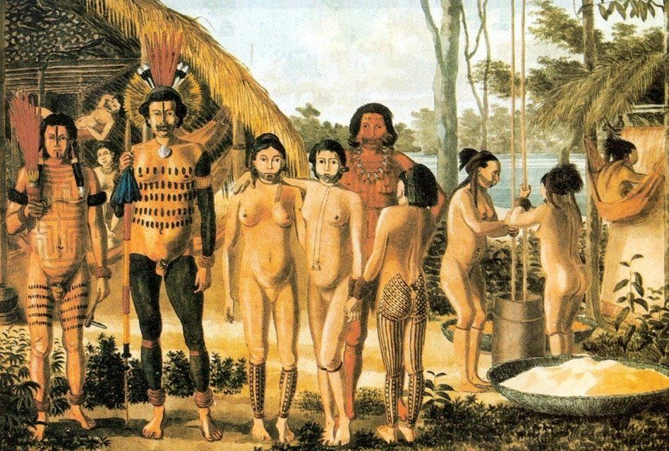 Língua Geral no contexto do Brasil Colonial