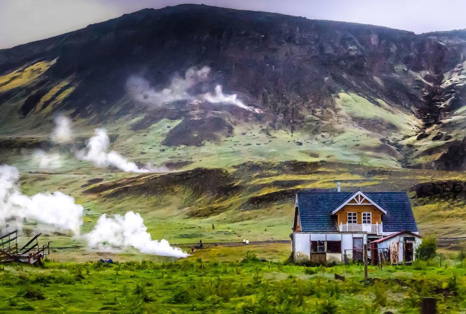 Islandês: Pronomes Possessivos
