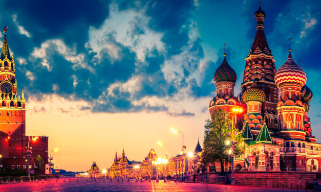 Russo: Alfabeto e Pronúncia