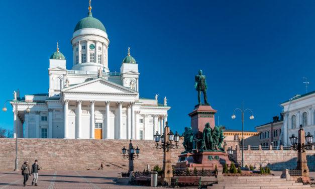 Finlandês: Alfabeto e pronúncia