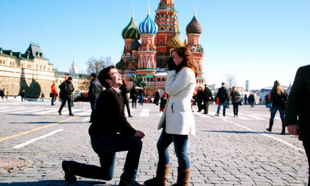 Russo: Frases e Expressões Carinhosas