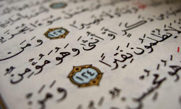 Árabe: Alfabeto e Pronúncia