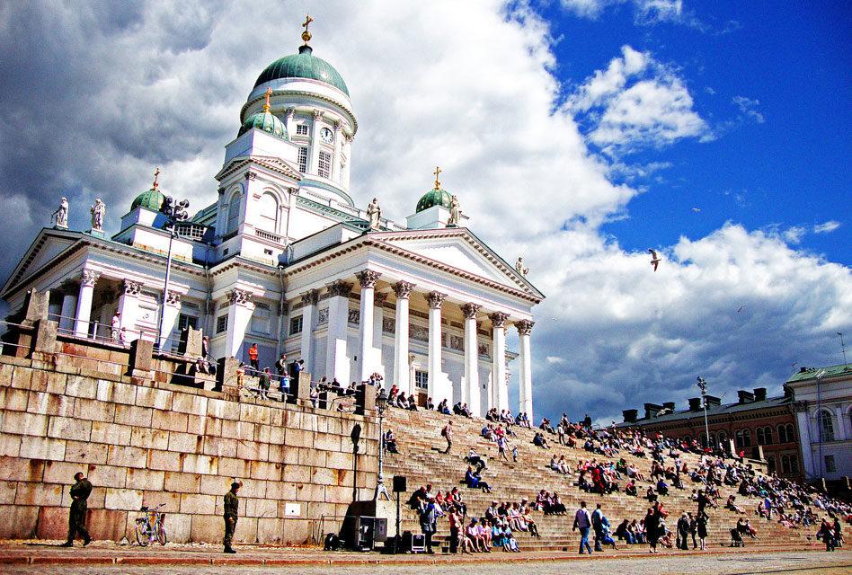 Características da Língua Finlandesa