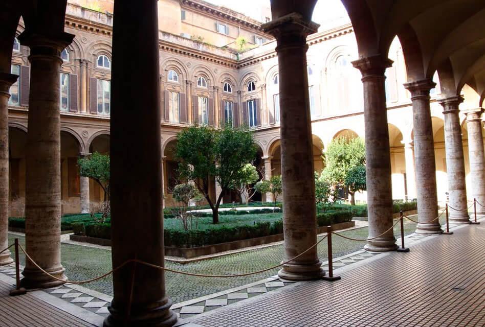Italiano: Il giardino (Jardim)