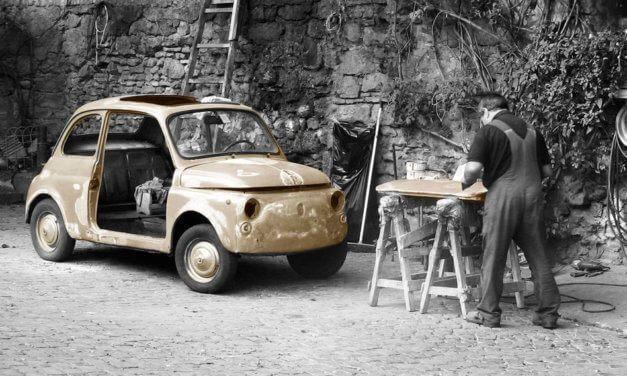 Italiano: Riparazioni (Consertos)