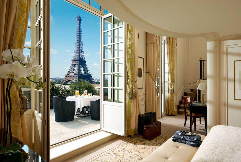 Francês: Réserver les chambres (Reservar um quarto)