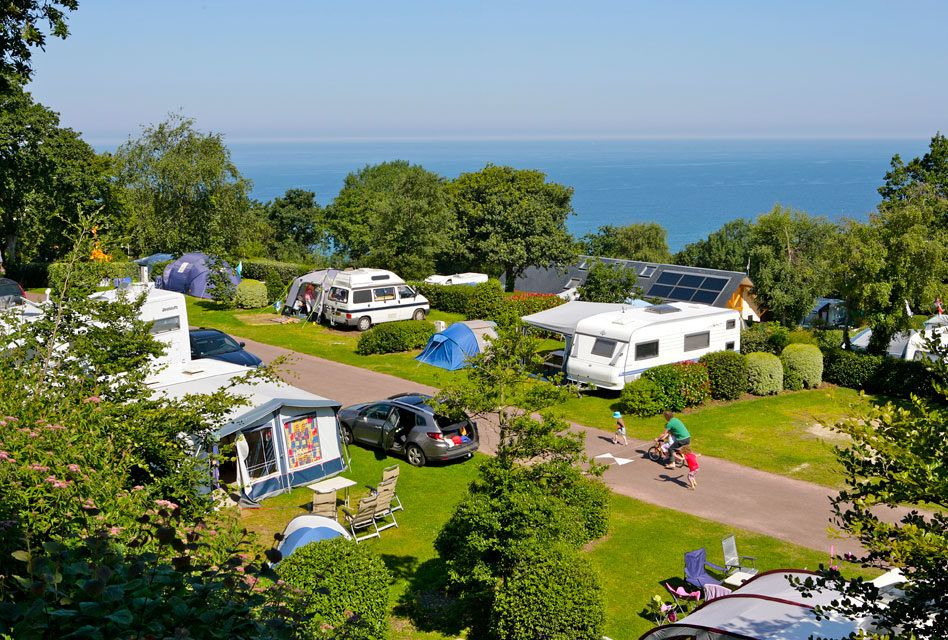 Francês: Au camping (No camping)