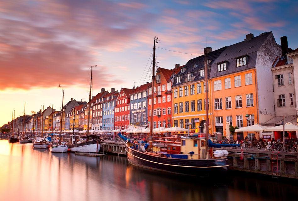 Dinamarquês: Os verbos