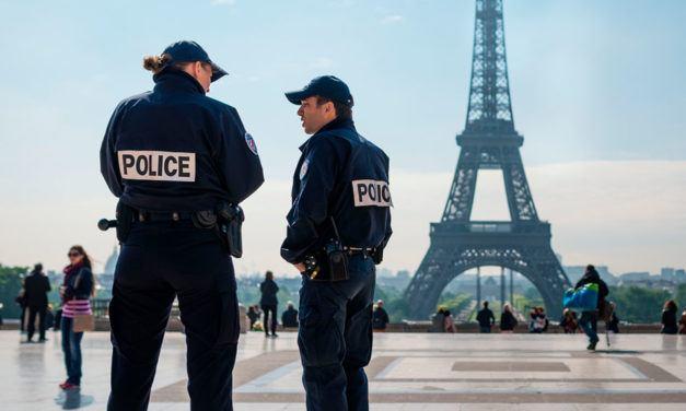 Francês: La police et le crime (Polícia e crime)