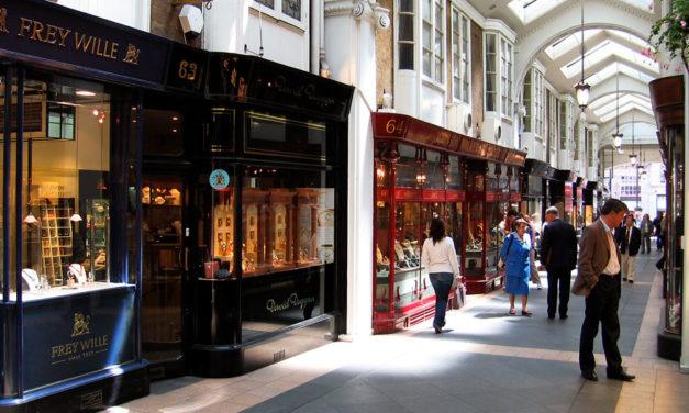 Inglês: Shops (Compras)
