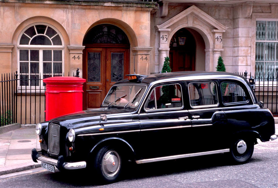 Inglês: Taxi, bus and underground (Táxi, ônibus e metrô)